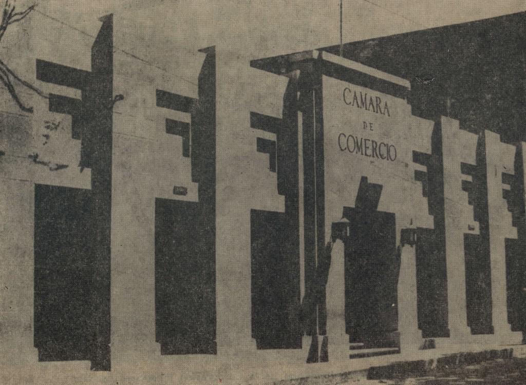 Primer Edificio Camara de Comercio de barranquilla - Creación de la Cámara de Comercio de Barranquilla (1916)