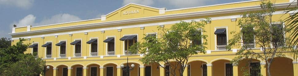 Edificio de la Aduana de Barranquilla - Camara de Comercio de Barranquilla