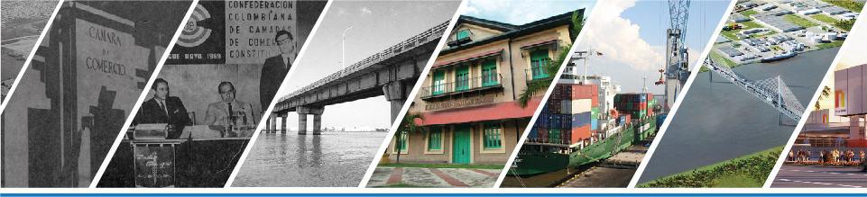 Logros e historia - Camara de Comercio de Barranquilla